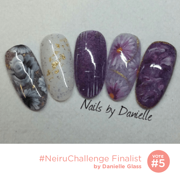 Congratulations Danielle Glass, winning votes for October's #NeiruChallenge